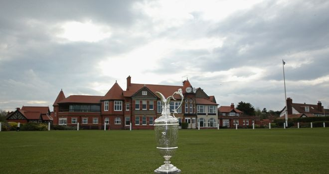 Who will lift the Claret Jug in 2014?