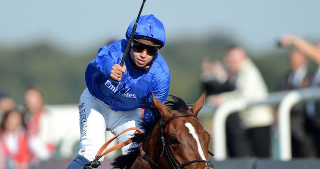Encke: Winner of the St Leger two years ago