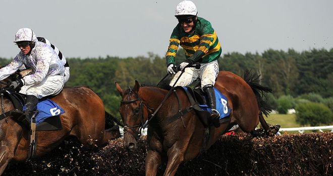Tony McCoy smashed Martin Pipe's total of 4,191 winners on board It's A Gimme