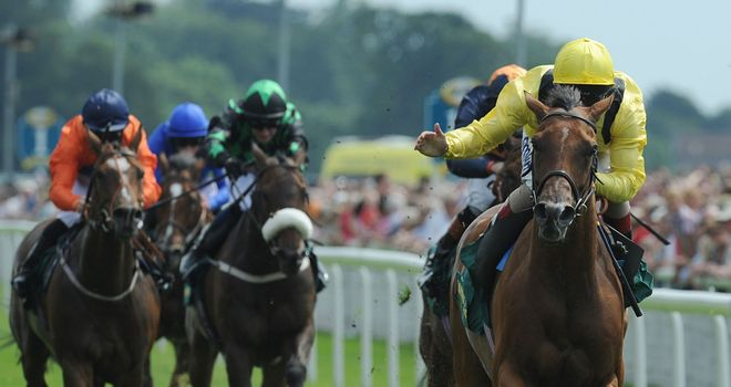Farraaj bypasses the Sky Bet York Stakes