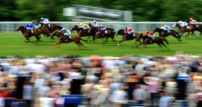 Watering will take place at Goodwood ahead of Friday's card