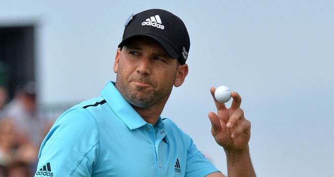 Sergio Garcia: Final round of 66 at Hoylake not quite good enough to deny Rory McIlroy