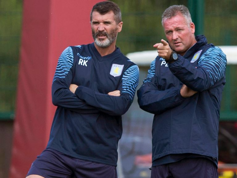 Paul Lambert: Delighted to have Roy Keane on board