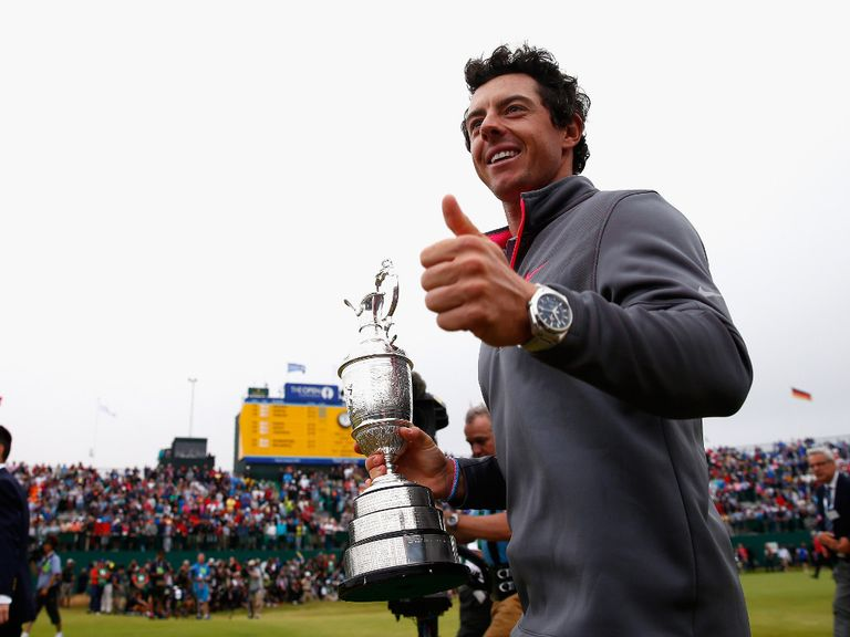 Rory McIlroy: Looking to claim further success in 2014