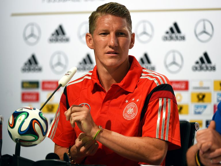 Bastian Schweinsteiger: Says the absence of Neymar will galvanise Brazil