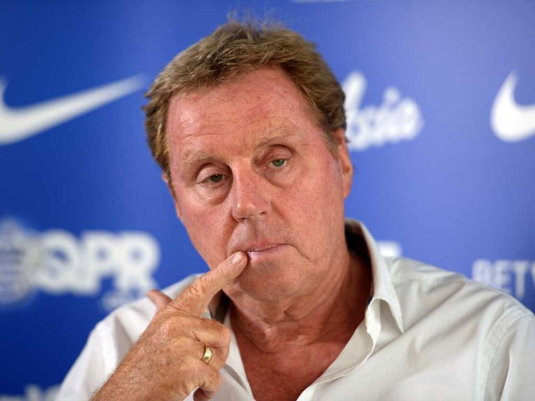 Harry Redknapp: Set for new QPR deal