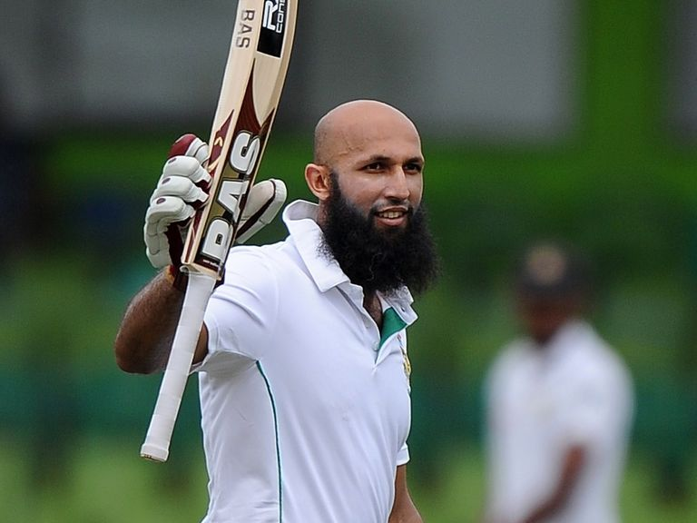 Hashim Amla: Century for South Africa