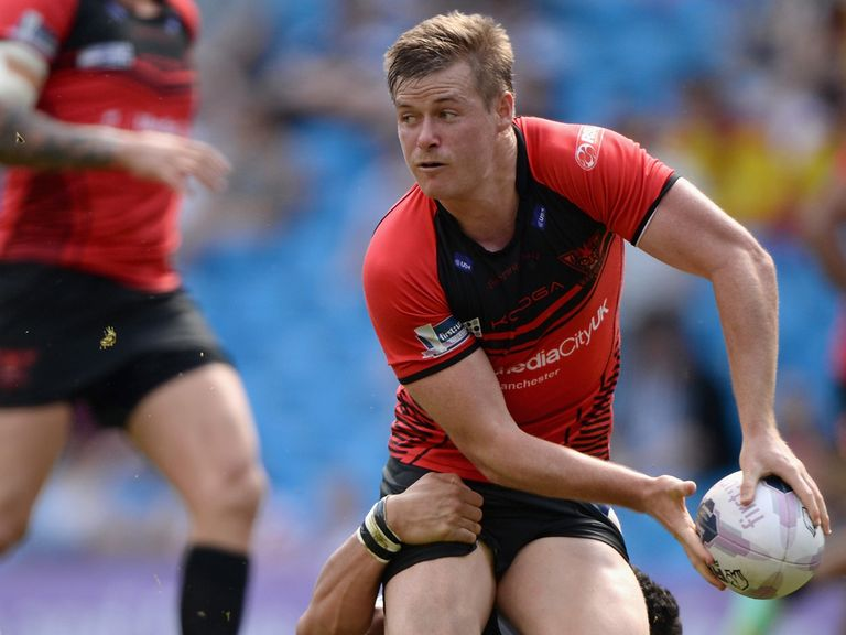 Jake Mullaney: Has signed a 12-month deal with Bradford