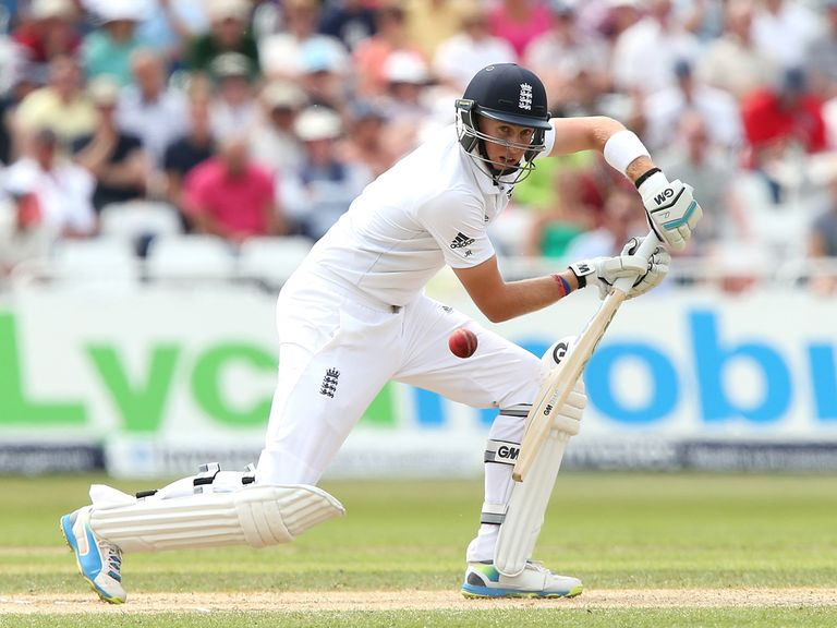 Joe Root: Has won the England top-bat market in three of his six Lord's Tests