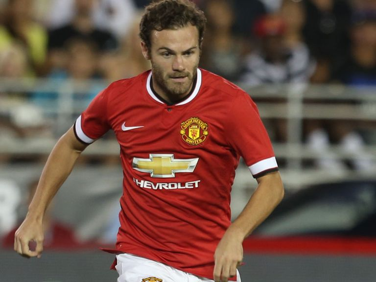 Juan Mata: Looking to help United get back on the trophy trail