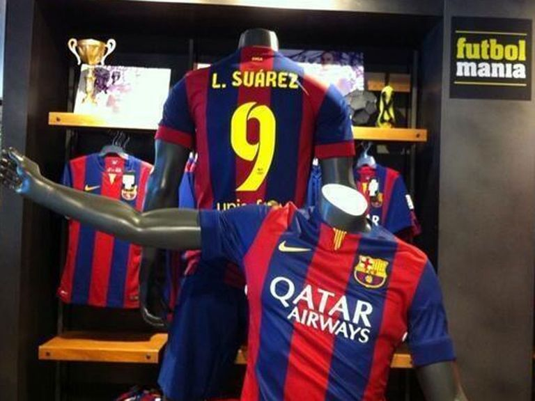 Luis Suarez: Bound to excite Barcelona fans