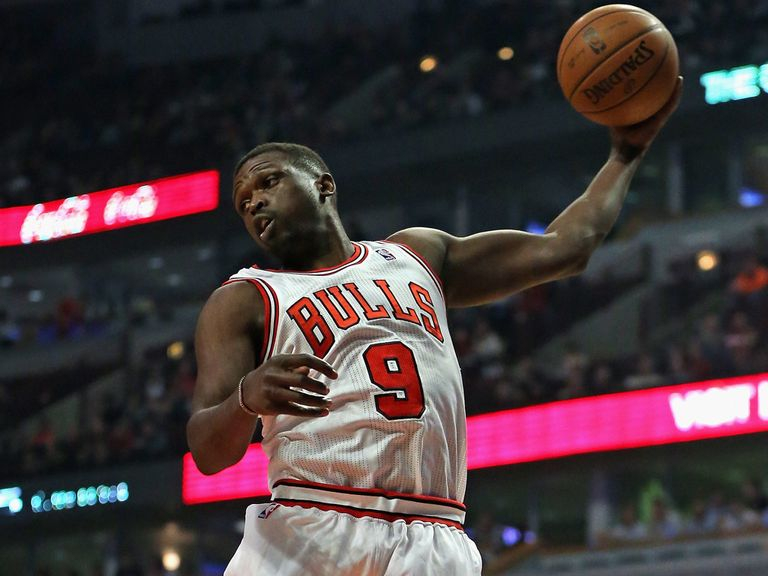 Luol Deng: Has joined Miami Heat