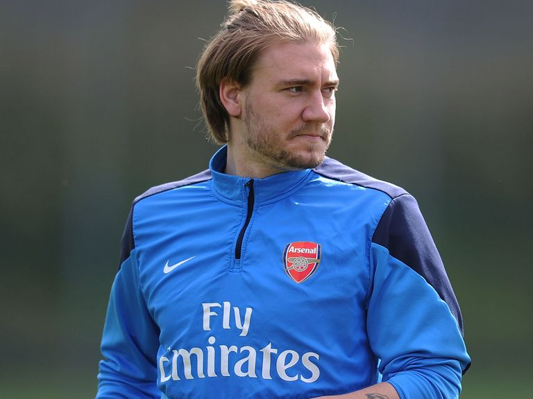 Nicklas Bendtner: Free agent after leaving Arsenal this summer