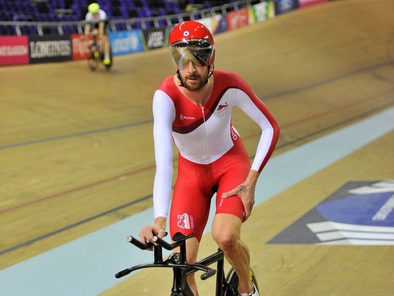 Sir Bradley Wiggins: Will race in the team pursuit in Glasgow