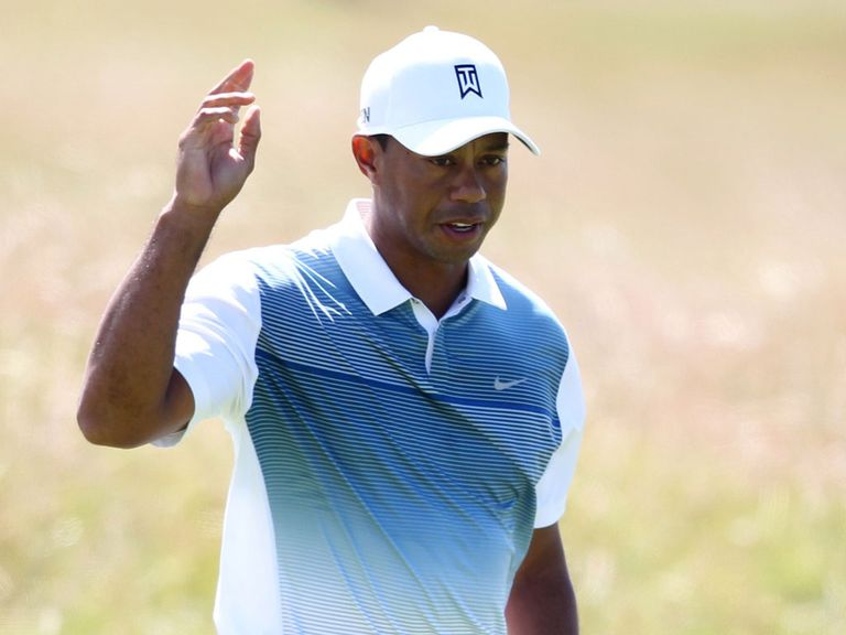 Tiger Woods: Feeling confident ahead of two big events