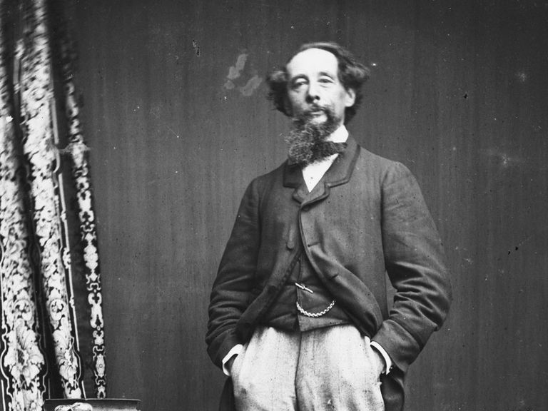 Charles Dickens: His Uriah Heep runs at Stratford today
