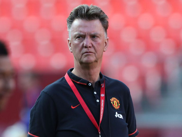 Louis van Gaal: May not make any more summer signings