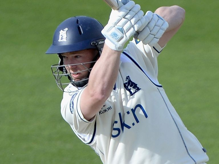 Tim Ambrose: Impressed for Warwickshire