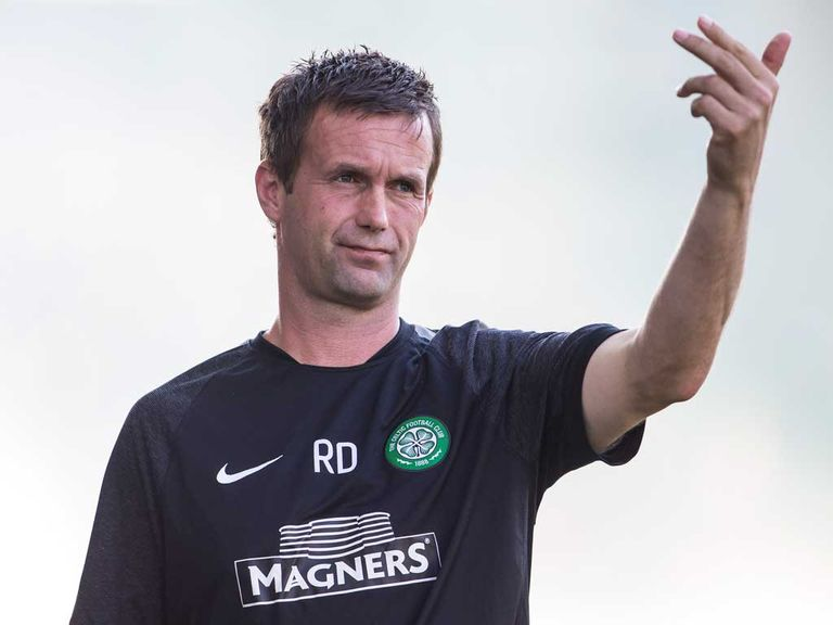 Celtic manager Ronny Deila will keep his transfer options open