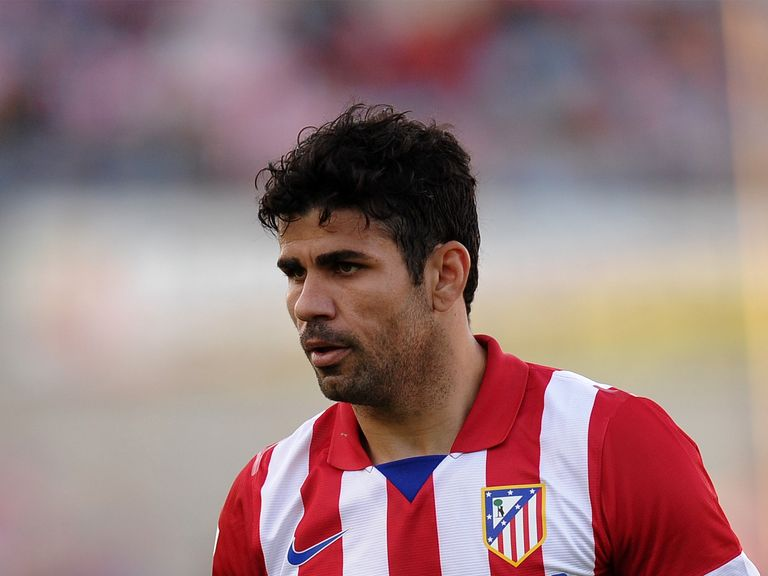 Diego Costa: Keen to wins some trophies with Chelsea