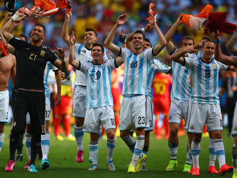 Argentina: New favourites for the World Cup