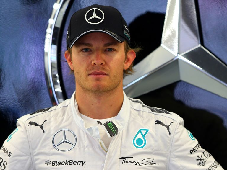 Nico Rosberg: Has signed a new deal with Mercedes