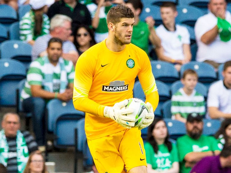 Fraser Forster: Celtic goalkeeper to hold talks with Southampton