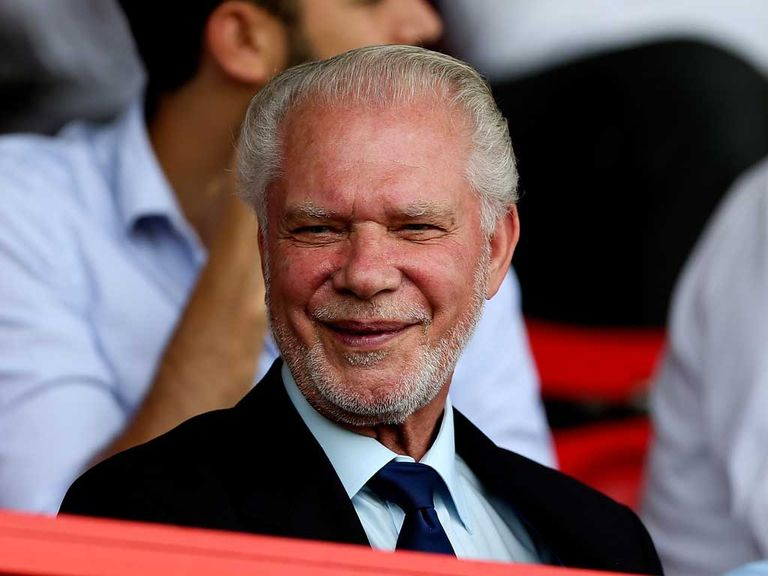 David Gold: Error on Twitter while jet-lagged
