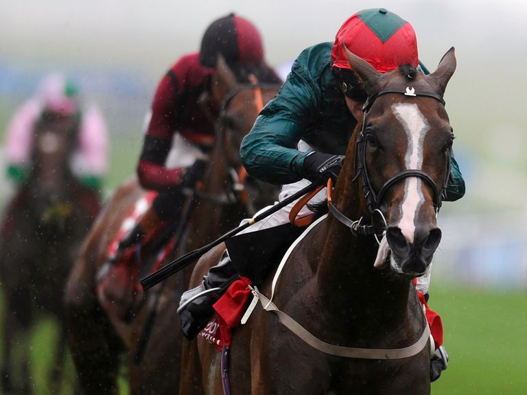 Hartnell: Fancied to outrun his odds at Doncaster