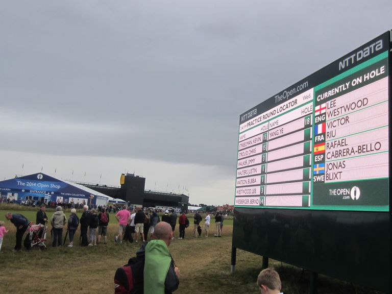 Hoylake: Ready for the Open