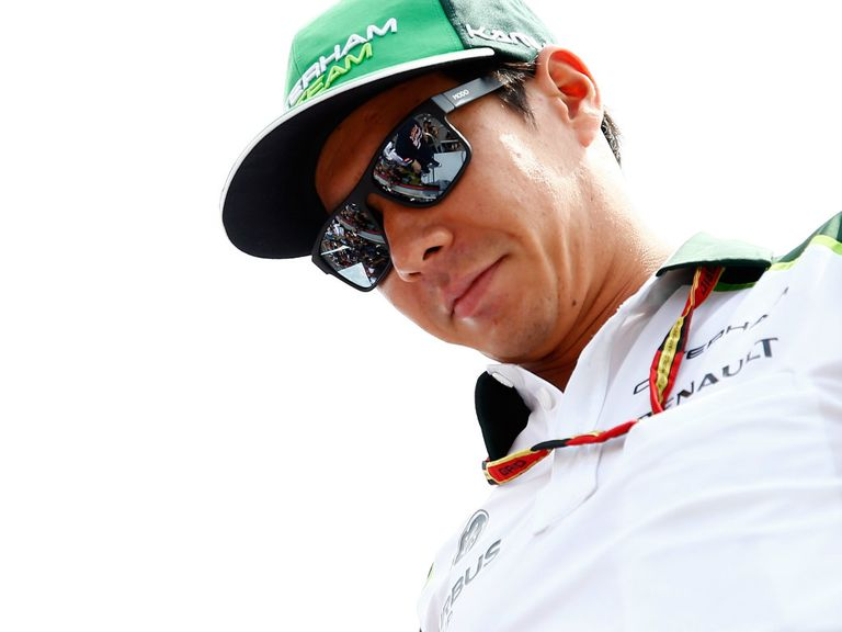 Kamui Kobayashi: Won't be racing this weekend