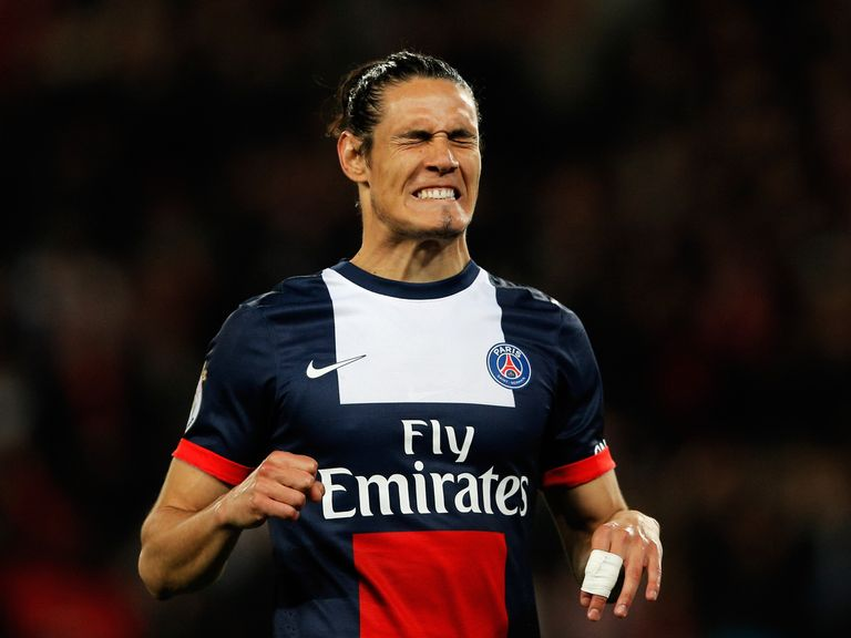 Cavani: Possible target for Arsenal?