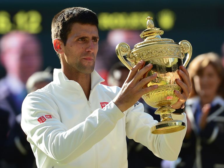 Novak Djokovic: Wimbledon champion and world number one again