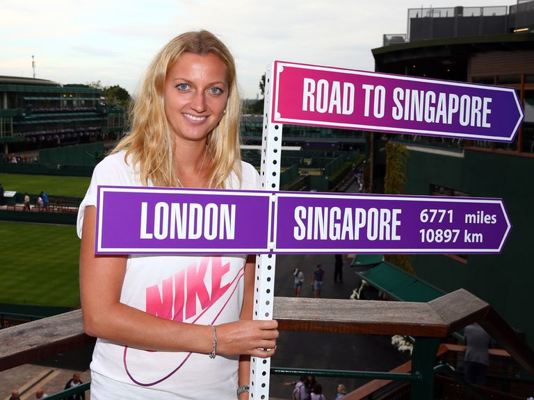 Kvitova: Enjoying her second Grand Slam success even more