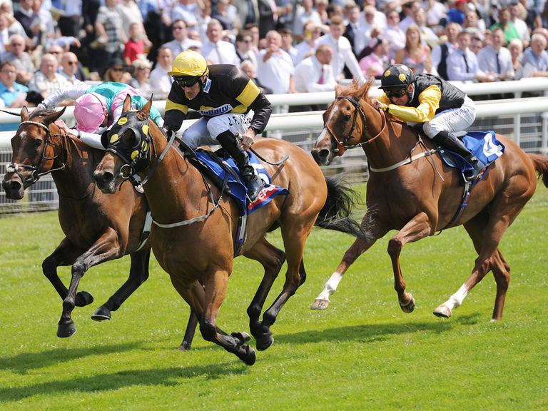 Danny Tudhope: Will ride Bop It in the Reg Bond colours
