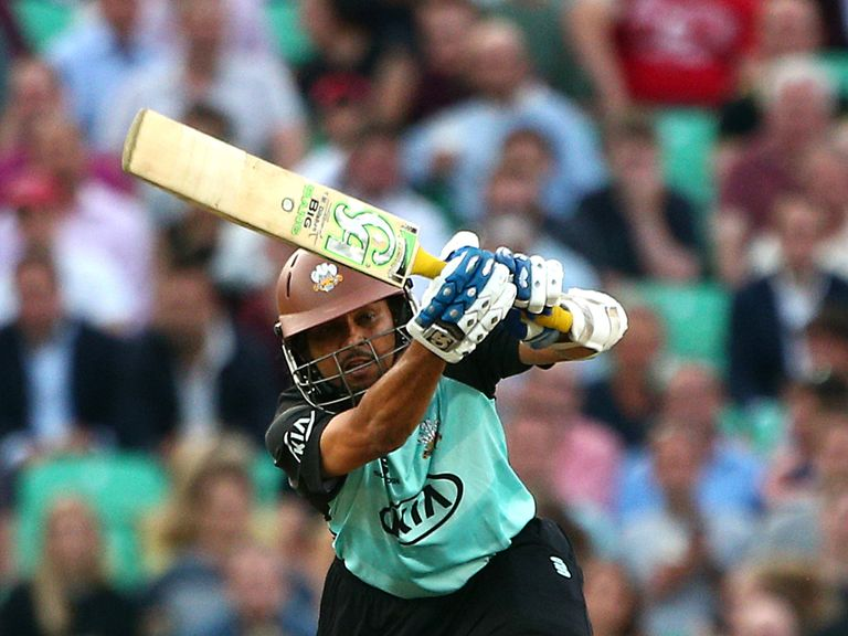 Dilshan: Made 36 for Surrey