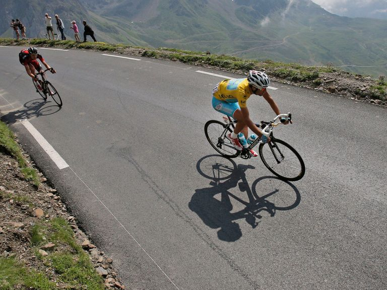 Vincenzo Nibali claimed his fourth stage win of this year's Tour de France