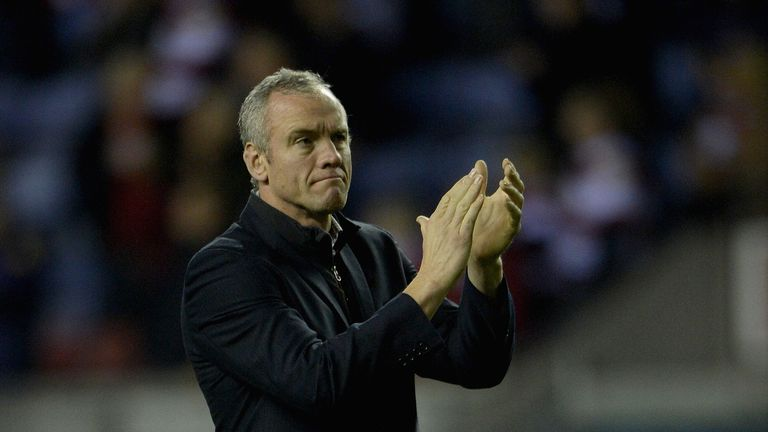 Brian McDermott: eager for the Leeds Rhinos to finally win the Challenge Cup