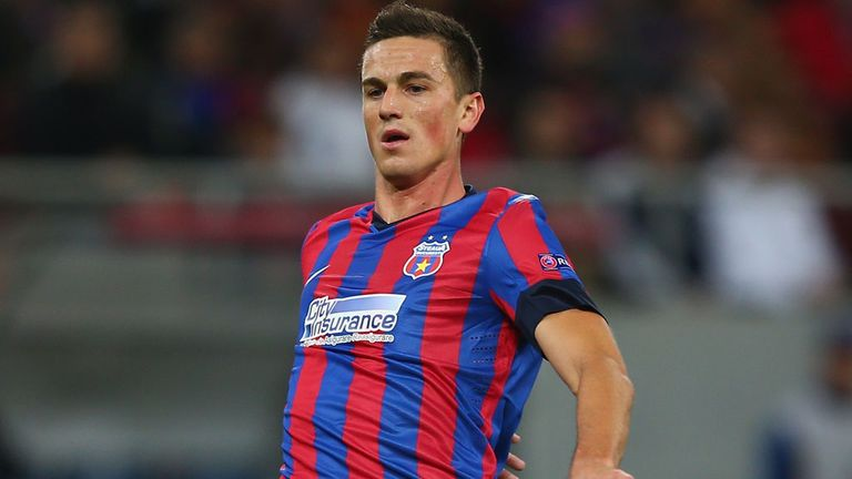 Steaua Bucharest defender Florin Gardos joins Southampton on a four-year deal.