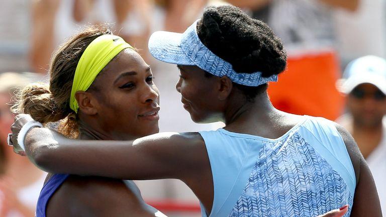 Venus Williams: Battled past her sister Serena