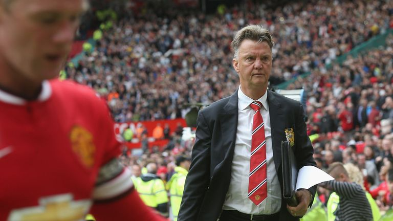 Manchester United: defeat not necessarily a bad title omen