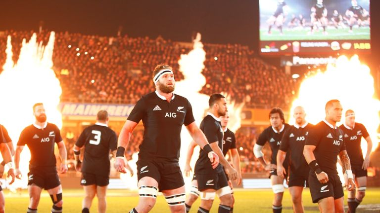 New Zealand created more than fireworks against Australia