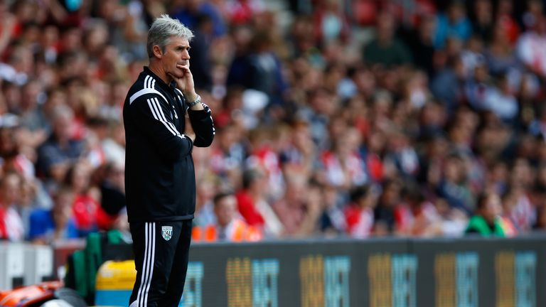 Alan Irvine: West Brom boss giving his players some leeway