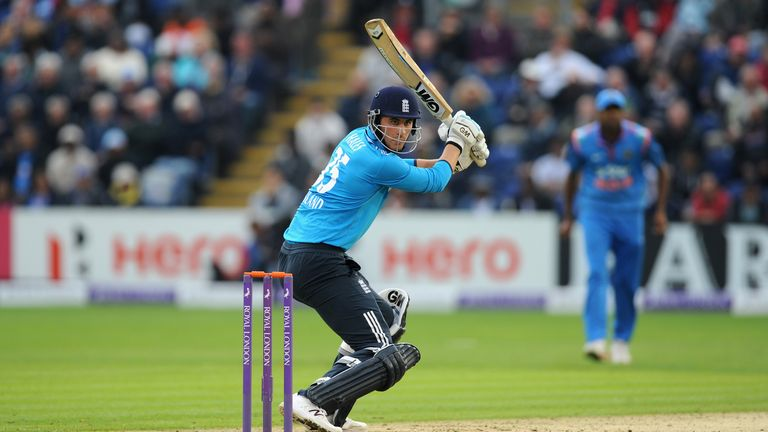 Alex Hales: England opener says Alastair Cook is the right choice as one-day captain