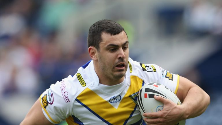 Rhys Williams: Joining London Broncos on a two-year deal from 2015