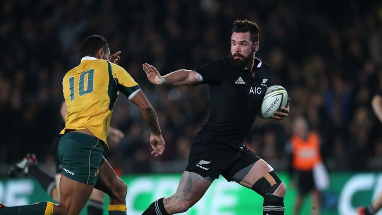 Ryan Crotty: Cracked a bone in his jaw during New Zealand's 51-20 defeat of Australia