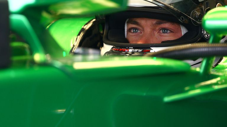 Andre Lotterer impressed with his pace relative to team-mate Marcus Ericsson
