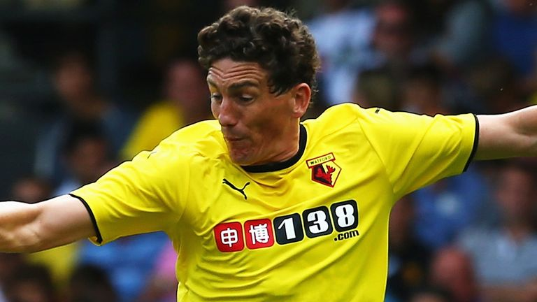 Keith Andrews: On the wrong side of a 3-0 defeat