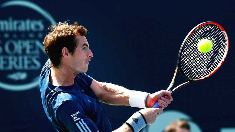 Almost there: Barry says Murray is not too far away from big wins