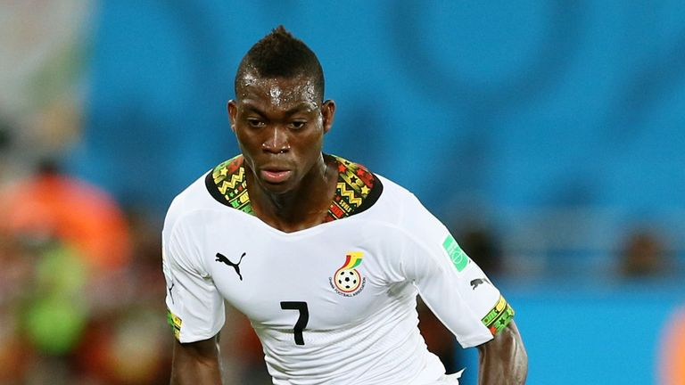 Christian Atsu: Winger delighted to have joined Everton on loan from Chelsea